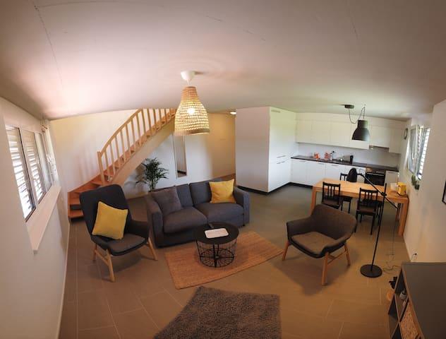 Appartement Golf-Club Les Bois