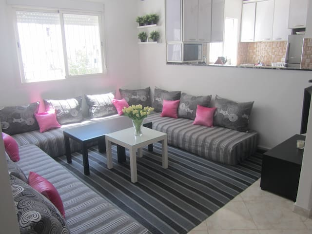 Nice and comfortable flat close to the beach