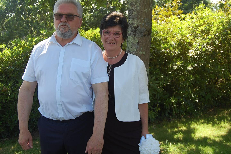 Yves & Isabelle les propriétaires
