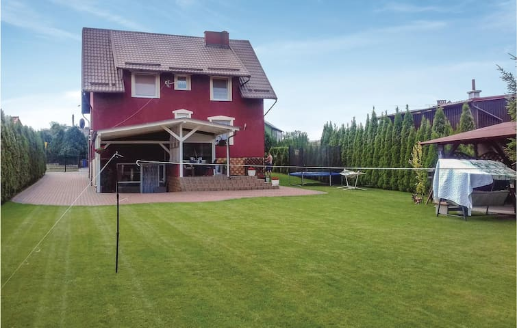 Holiday cottage with 3 bedrooms on 130m² in Wielki Klincz