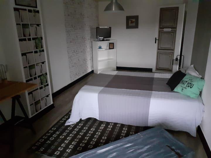 Chambre double 140x190