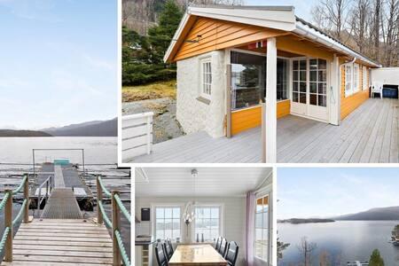 Hardanger Fjord View
