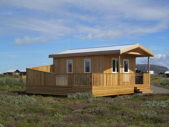 Golden Circle Cabin with hot tub #4