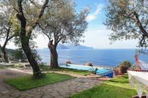Great villa in a magic scenery