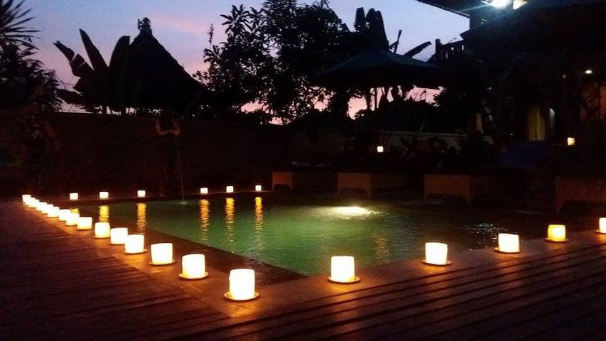 Holiday in Bali with low budget - Ubud - Appartement