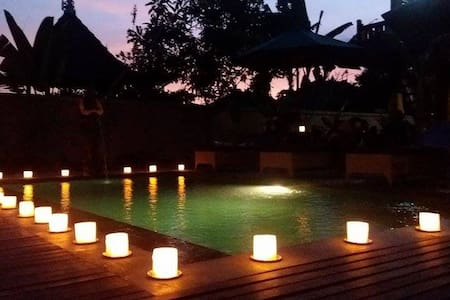 Holiday in Bali with low budget - Ubud - Apartment