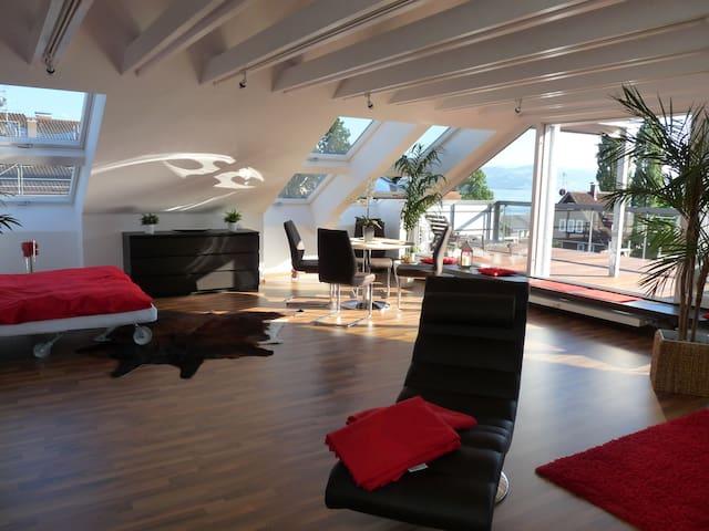 Ferienwohnung Bodenseeblick - Nonnenhorn - Condominium