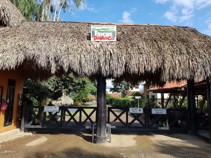 Quimbaya Chalet Ferratura 11, PANACA - QUINDIO