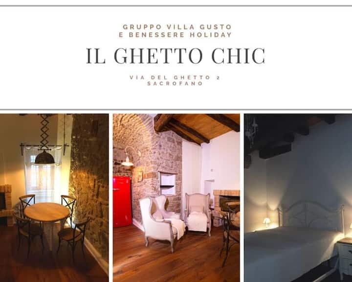 Villa Gusto e Benessere  Ghetto Chic e Ristorante
