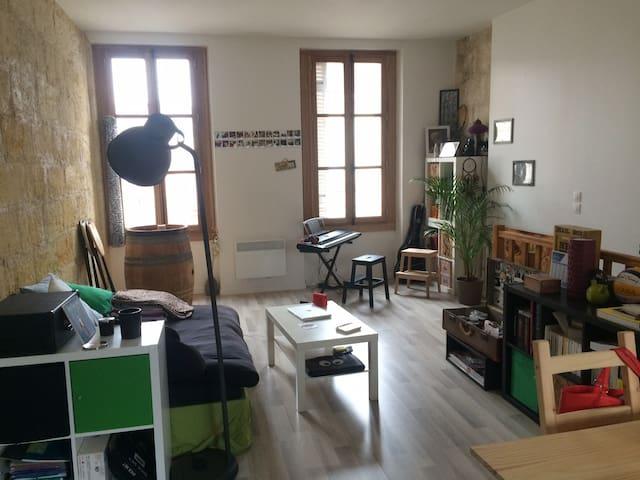 Appartement t2 centre ville appartements louer for Louer t2 bordeaux