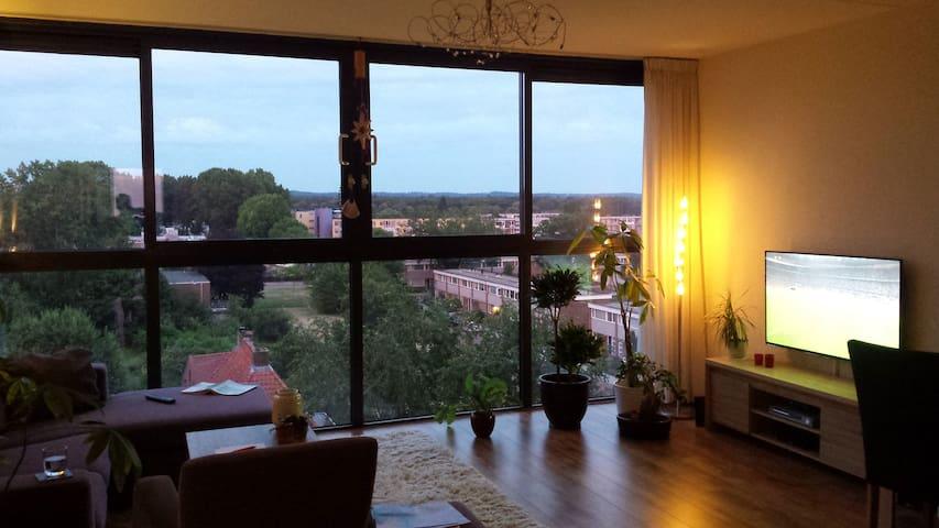 Luxe appartement dichtbij centrum Nijmegen - Nijmegen - Apartamento