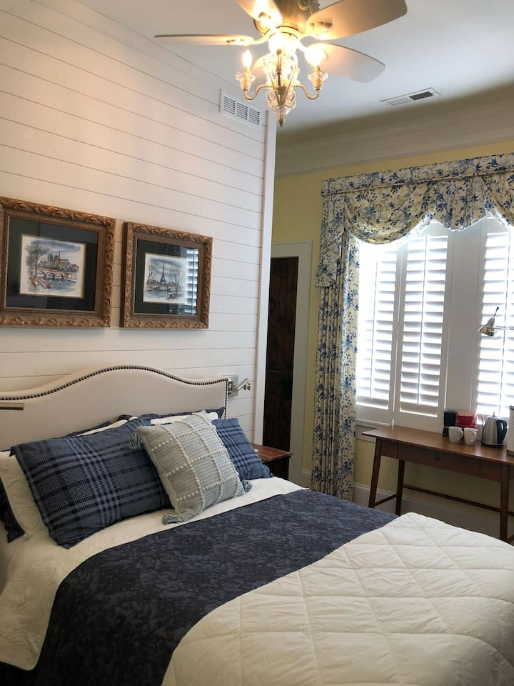 Charming guest suite near Gastonia and Charlotte