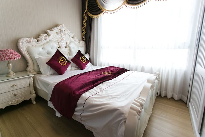 Princess Room Don Mueang Airport - Thai Ko - Appartement