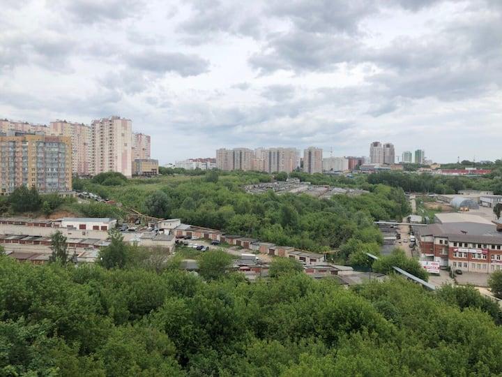 Квартира 32 кв. м. на ул. Усилова
