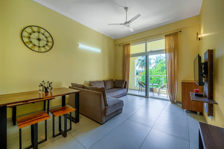 Luxurious Service apartment near to Candolim Beach