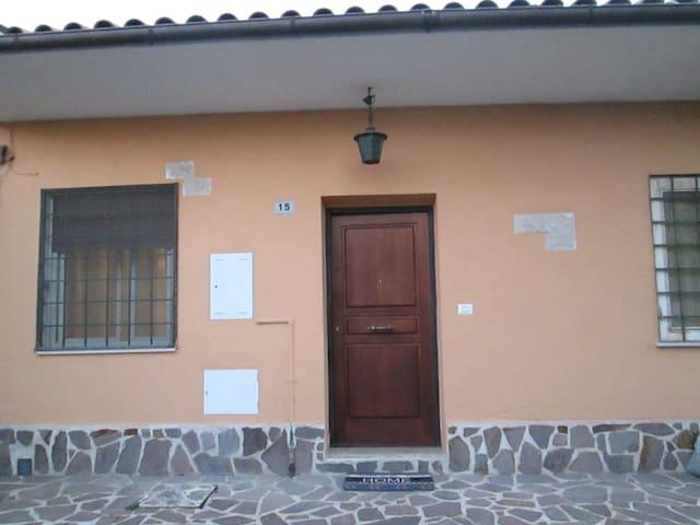 Soggiorno in Sabina - Borgo Santa Maria - Haus