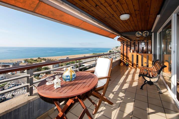 Seaview Apartment - Arenys de Mar - Apartemen