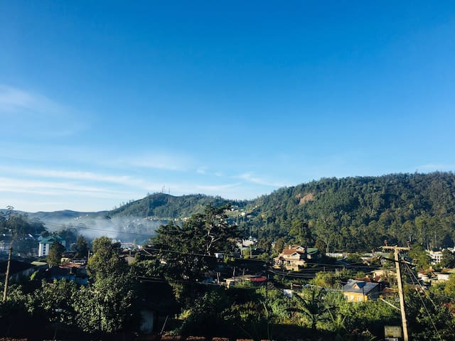 Stay in calm at Nuwaraeliya in your stay in SL
