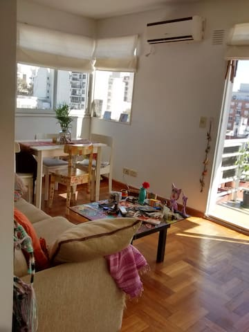 Shared room in a great apartment! - Buenos Aires - Apartment