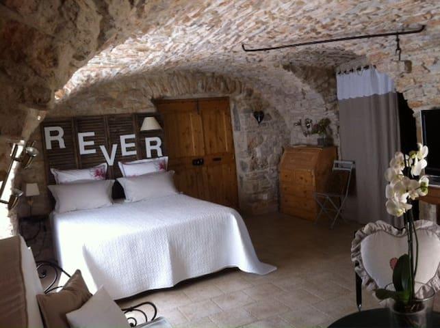 Chambre d'hôtes de charme - Mons - ที่พักพร้อมอาหารเช้า