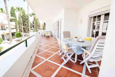 Pohodlné a relaxační v El Presidente Luxusní apartmány