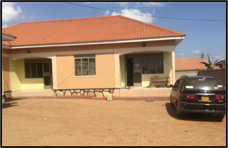 Bungalow within a gated compound in Namugongo. - Kampala - Bungaló