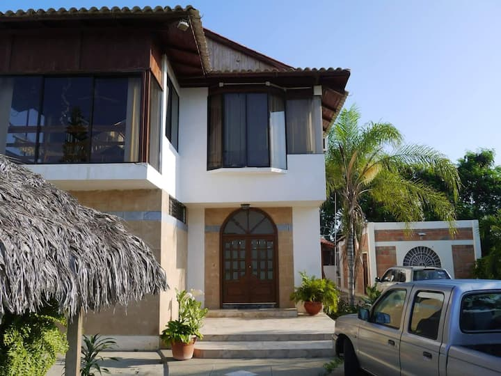 Large family home in Ancon, National Heritage Site
