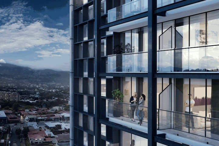 Experience a Luxury Affordable 2 bdr Penthouse Apt