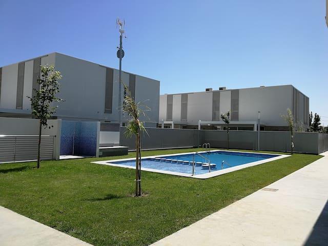 Casa vistas al mar en Alcossebre