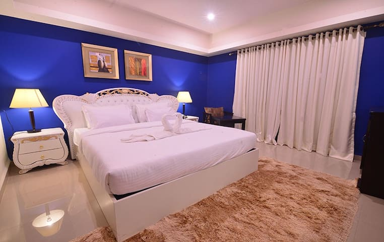 Honeymoon Suite @ Margao - Margao - Boutique-hotelli