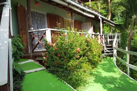 Carpe Diem Villa Castara Tobago Studio2-sea views!