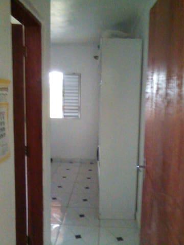 quarto com banheiro  privacidade