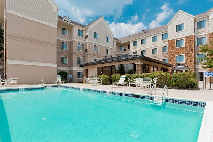 All Suite Hotel In Lehigh Valley