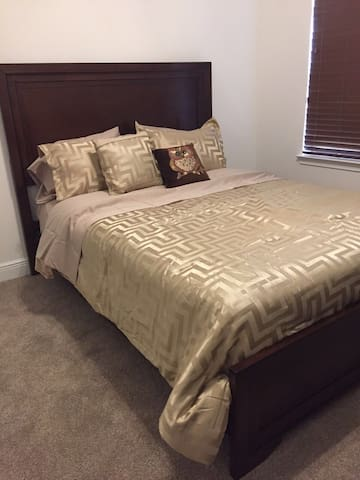Comfy and relaxing private room for near UCF - Orlando - Casa