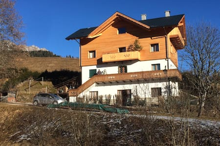 Appartamento Hoffer - Sappada - Apartment