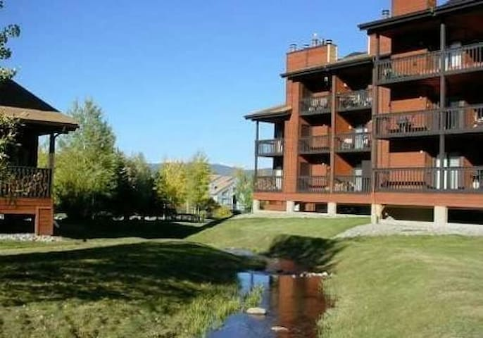 REMODLED, 1 BDRM, MOUNTAINSIDE CONDO (232H) - Frisco - Apartment