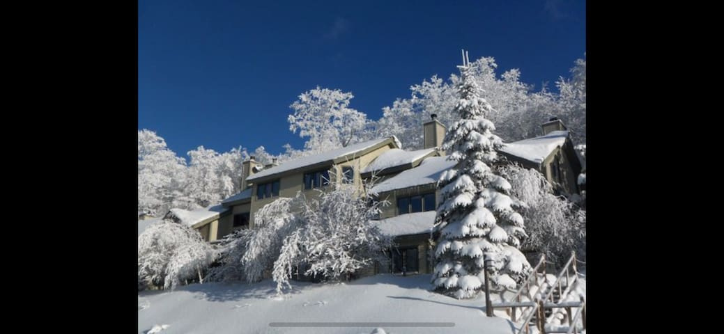 3 Level Townhouse Ski In/Ski Out at Bolton Valley!