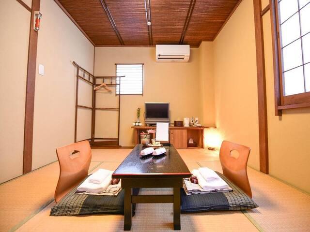 nr Kiyomizu Temple/2ppl JPN-style 21m²Shared bath