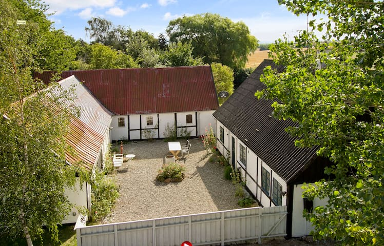 Small farmhouse 125 m2 - Borre - Hus