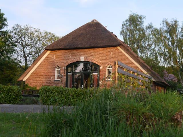 Klein Schuilenberg, het buitenleven (bij Deventer)