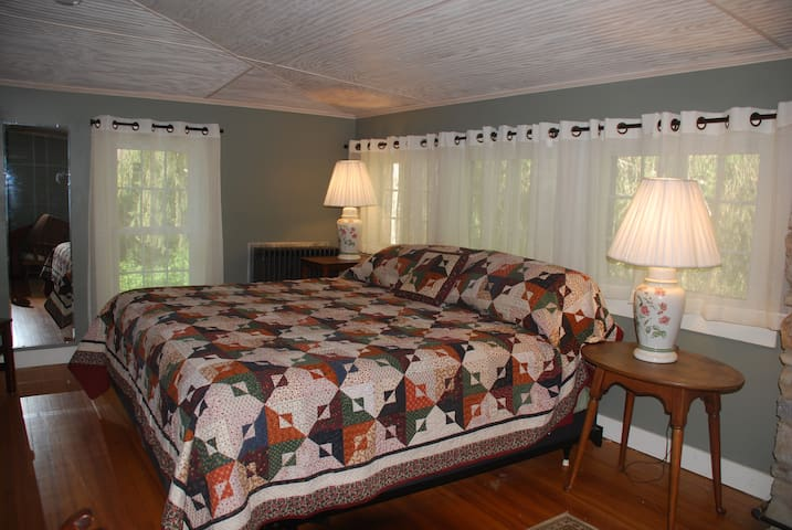 Room 1694--Stone Arches Bed and Breakfast