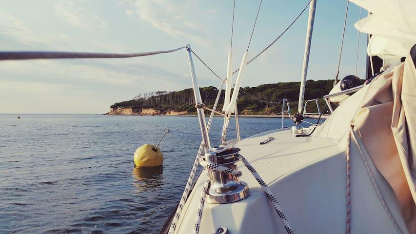 Charming sailboat on Nothern Fyn - Bogense - Båt