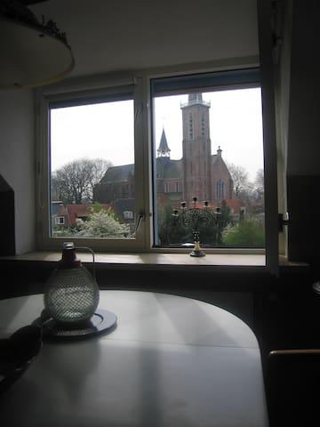 Sfeervol luxe appartement - Aardenburg - Lägenhet