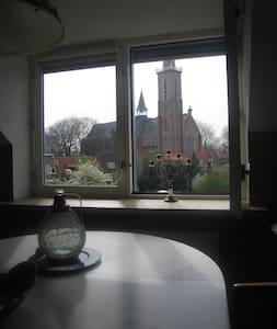 Sfeervol luxe appartement - Aardenburg