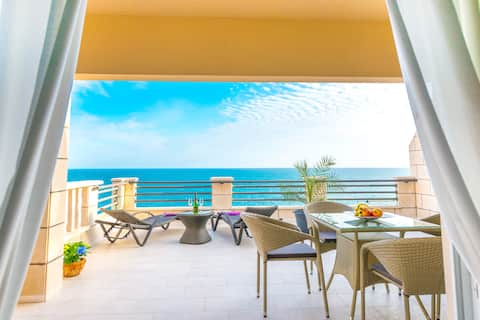 Apartment Ella Deluxe | Stunning Sea View +Parking