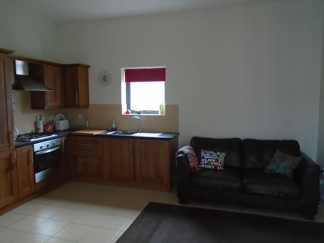 Modern 2 bed City Apartment - Belfast Sorted!