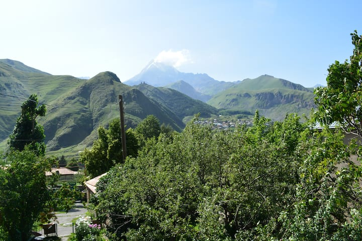 guesthouse Panorama Kazbegi