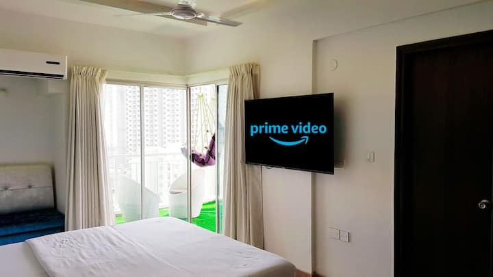 4 bhk Luxury Serviced Apartment Electronic City