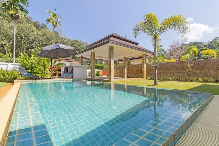 Nina villa  Super Star - Kamala 3 br Phuket