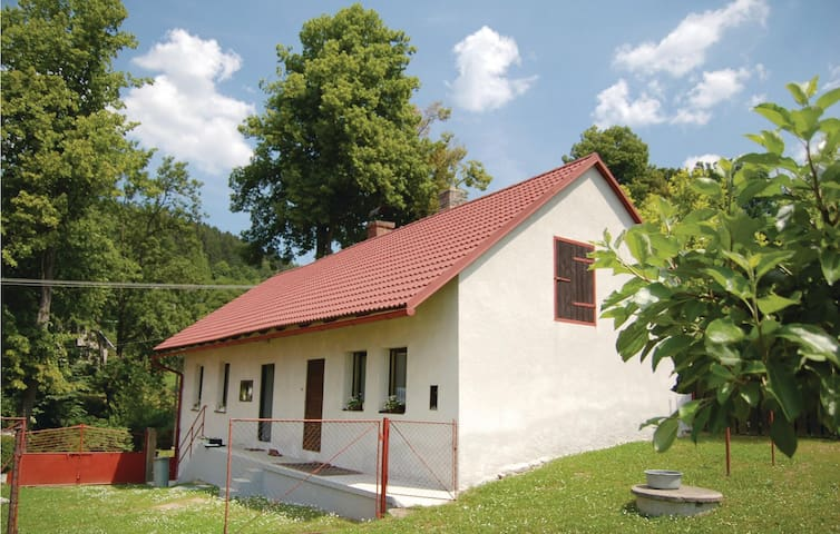 Holiday cottage with 1 bedroom on 50 m² in Vlastejovice